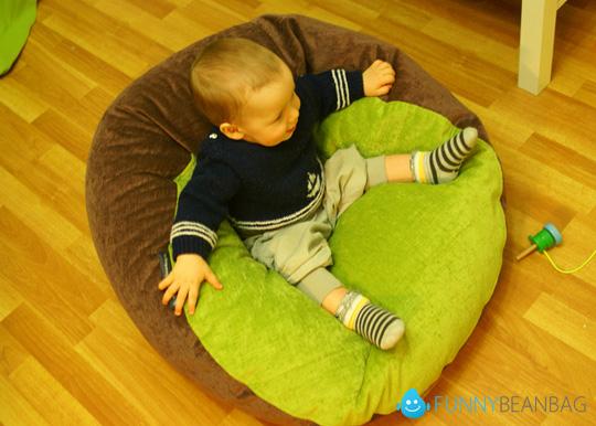 Как самому сделать кресло мешок в