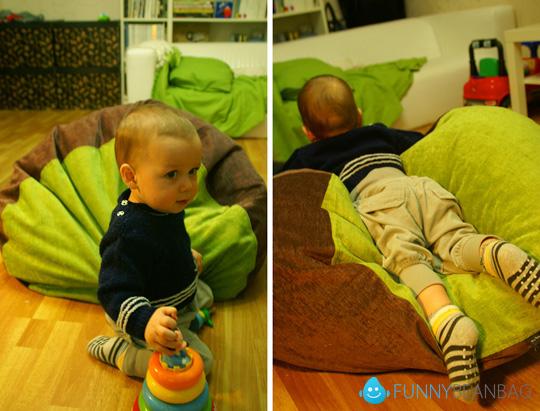 кресло мешок пуфик детский для детей