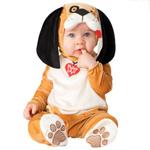 Карнавальный дизайнерский костюм Собачка с ушками 100 см