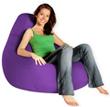 Кресло груша Summer city L фиолетовый