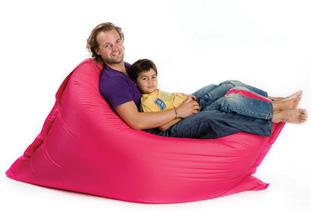 Кресло подушка Summer city розовый