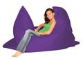 Кресло подушка Summer city фиолетовый